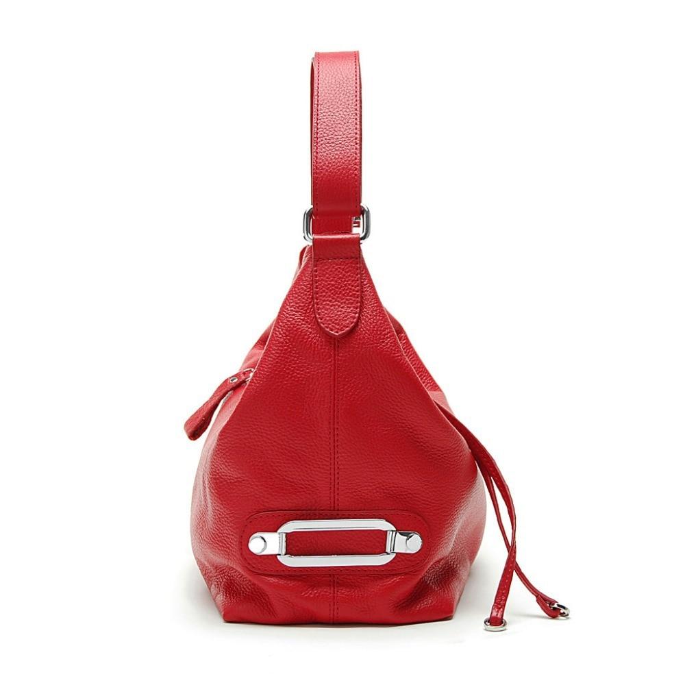 ladies bolsas de ombro de Material Principal : Couro Genuíno