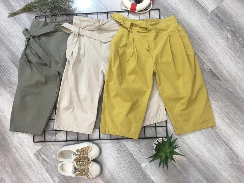 Kids Pants Baby Boys girls Casual Clothing Cotton Long Trousers Spring