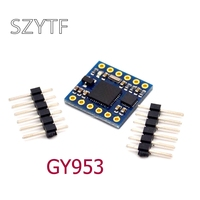 GY953 AHRS 9 Axis Inertial Navigation Sensors Modules Electronic Compass With Tilt Compensation Module