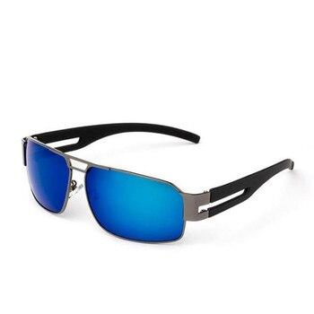 Mincl/Polarized sunglasses driver sunglasses men Designer Fashion Masculino