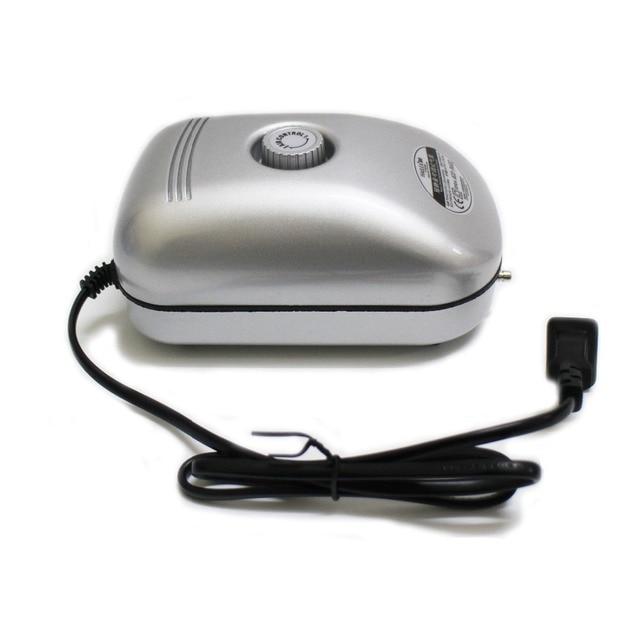 7.2L/min Hailea ACO-9602 Electromagnetic Air Compressor,Aquarium air pump,Aquarium tank,Oxygen for Fish tank