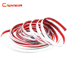 Cawanerl 6-30MM Car Decoration Strip Sticker For Toyota Corolla RAV4 Yaris Kia K3 K5 Soul Rio Sportage Picanto Mazda 3 5 6 CX-5