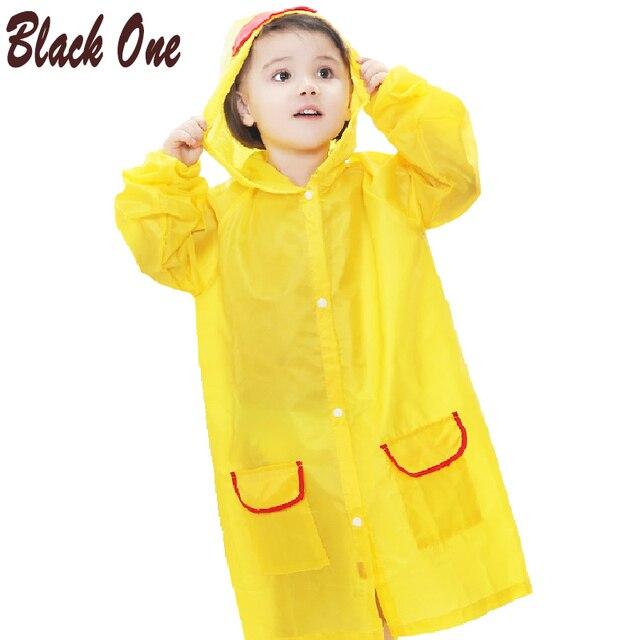 hot sales de317 50f21 US $6.99  Giacca a vento Per Bambini per Bambini Capa De Chuva Copertura  Impermeabile Antipioggia Giappone Impermeabile Trasparente cappotto di ...