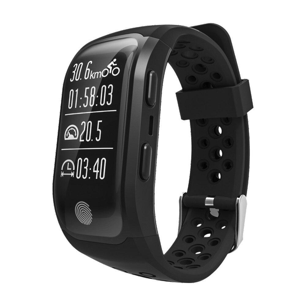 Podomètre multifonctionnel Bracelet course marche Distance compteur de calories poignet femmes hommes Sport Fitness montre Bracelet