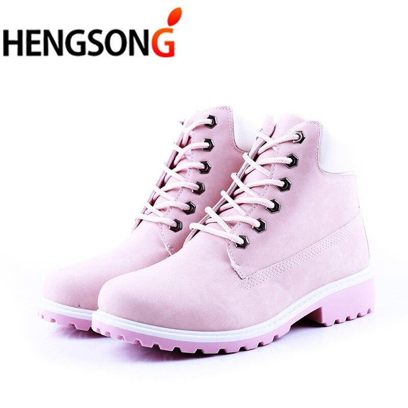 Модные мотоциклетные ботинки женские ботинки Botas женские ботильоны ботинки Martin на квадратном каблуке осенняя обувь обувь цвета хаки PA868294