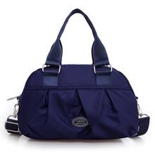 New 2016 cloth women handbag Brand high quality nylon shoulder bag Fashion joker women bag Contracted large capacity leisure bag