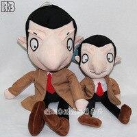 Nuevo REINO de Mr. Bean Hombre Animado Suave Lindo Peluche de Juguete Muñeca Cumpleaños Regalo de Los Niños Colección Limitada