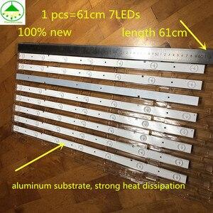 Image 5 - New 60LED 525mm LED strip for LG 42LS5600 42LS560T 42LS570S 42LS575S T420HVN01.0 Innotek 42Inch 7030PKG 60ea 74.42T23.001 2 DS1