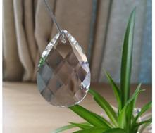 Buy glass beads for chandeliers and get free shipping on 50 pieces 38mm k9 optical clear prism ornament suncatcher glass beads for chandeliers mozeypictures Image collections