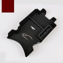 lsrtw2017 car-styling car armrest storage plate for honda civic 2016 2017 2018 10th