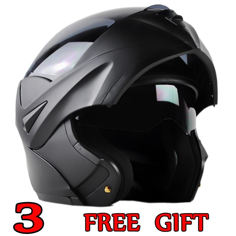 New Arrivals Best Sales Safe Flip Up Motorcycle font b Helmet b font With Inner Sun