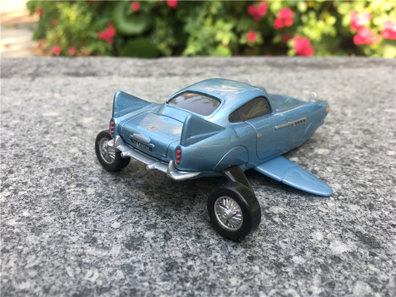 Image 2 - Original Disney Pixar Cars Finn McMissile with Breather Deluxe Rare Metal Diecast Toy Cars New Loose-in Diecasts & Toy Vehicles from Toys & Hobbies