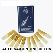 XINZHONG 2 1/2 G Alto / Bb Tenor / Bb Soprano Sax Saxophone Reeds for your choice 10pcs/box hot 10pcs eb alto saxophone reeds strength 2 2 5 3 sax woodwind instrument parts