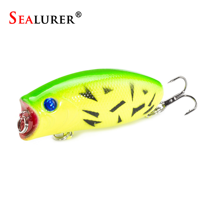 High quality 1PCS 11g/5.5cm Poppers Fishing lure top water pesca fish lures wobbler isca artificial hard bait Topwater swimbait 1pcs swim fish top water wobbler fishing