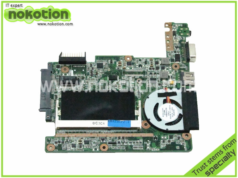 ФОТО 60-OA2WMB8000 Laptop motherboard For Asus 1015P3 CPU Onboard DDR3 69NA2WM17B04