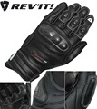 FASHION Netherlands REVIT Curb full leather carbon fiber glove motorcycle gloves REV'IT-03 black color size M L XL
