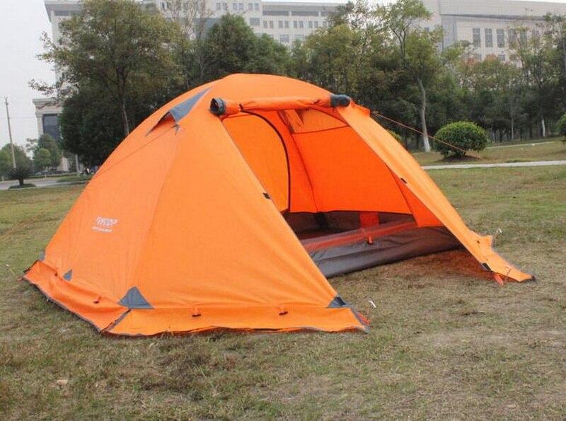Barraca de acampamento ao ar livre 3-4