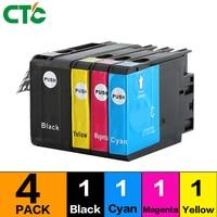 4PK 950XL Compatibl For 950 XL 951XL 950XL 950 Ink Cartridge Officejet Pro 8600 8610 8615