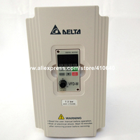 Delta Inverter 7.5KW VFD075M43A 3 Phase 380V to 460V Rated 18 A 100% New 7500W VFD Series Invertor Variable Speed AC Motor Drive