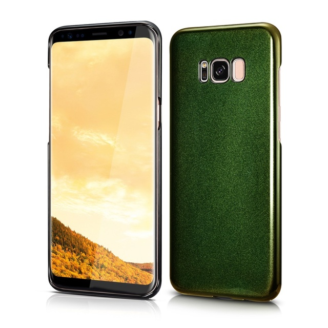 For Samsung Galaxy S8 Case XOOMZ Color Changing PC Hard Mobile Phone Cover for Samsung Galaxy S8 SM-G950 - 5.8 inch