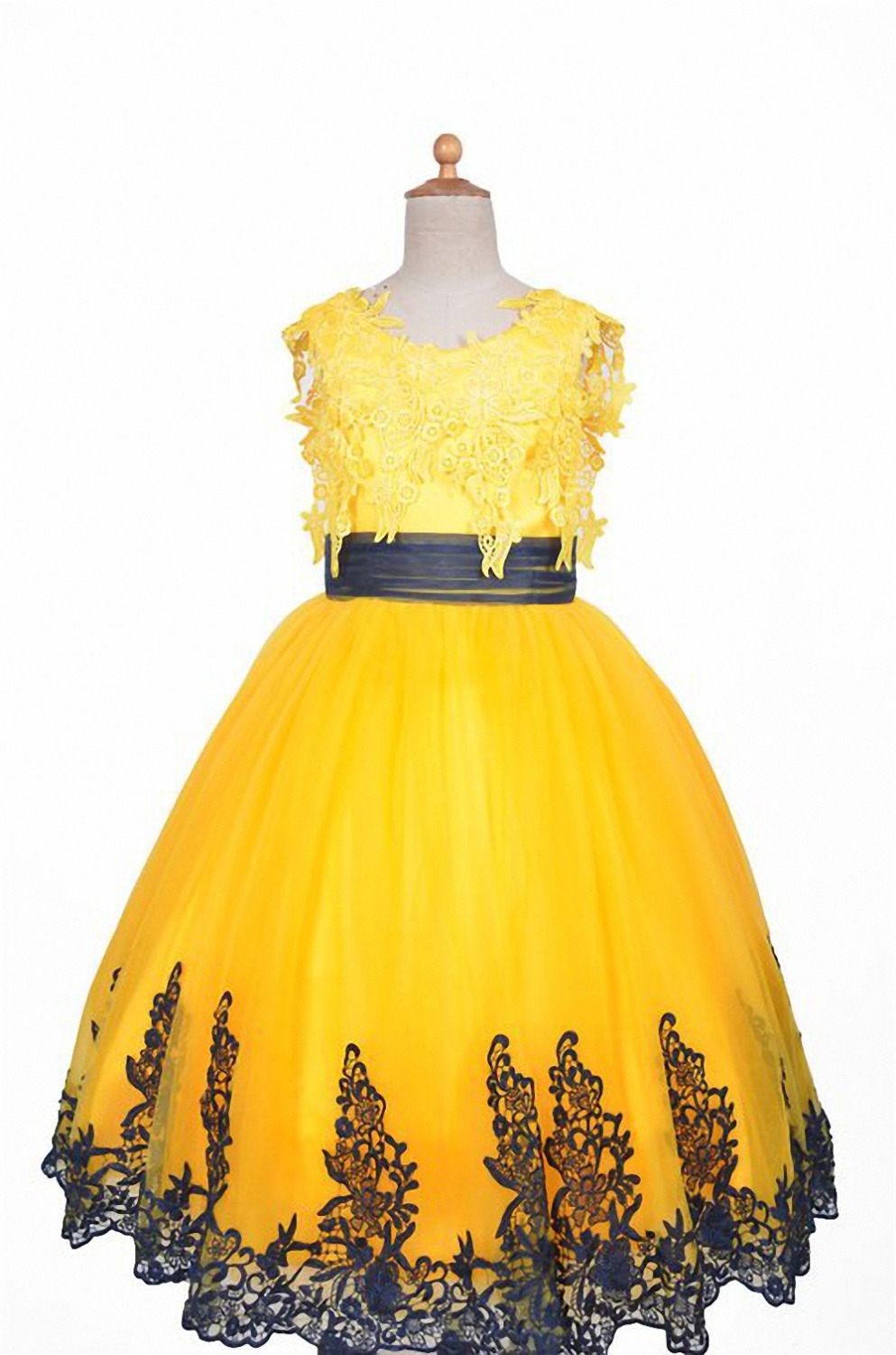High grade water soluble flower decoration High end beauty beauty dress Factory Outlet bow decoration