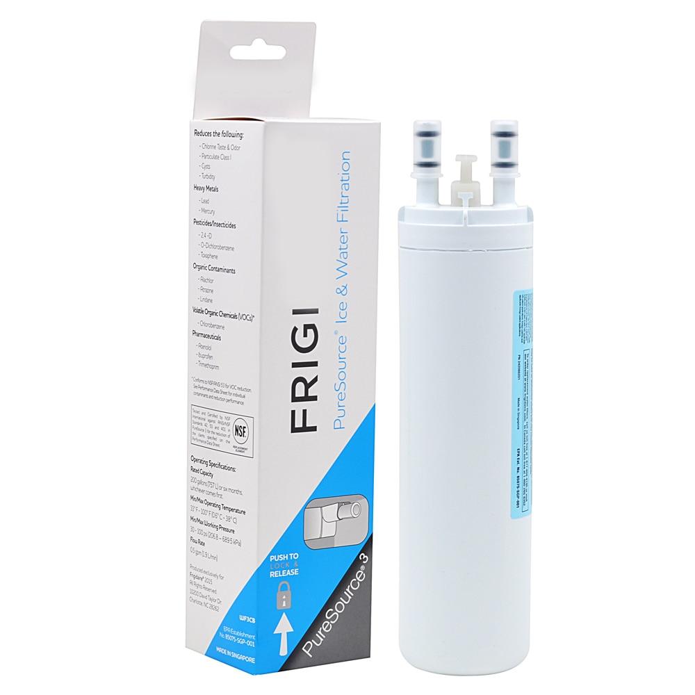 Haushalts Wasserfilter Filter System Kühlschrank Eis & Wasser Filter Ersatz für Frigidaire PureSource 3 WF3CB 1 teile/los-in Wasserfilter aus Haushaltsgeräte bei  Gruppe 1