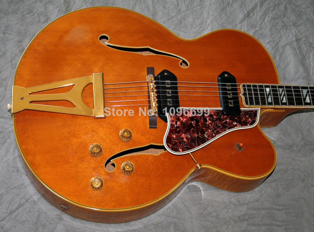 buy electric guitar 1957 super 400 best sell china guitar in stock gat0240. Black Bedroom Furniture Sets. Home Design Ideas