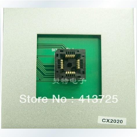 все цены на  Sirte CX2020 private PLCC20 burn test conversion adapter  онлайн