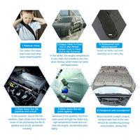 Mat Deadening Heat Sheets Sealing Shield Thermal block Interior Floors|Sound & Heat Insulation Cotton|Automobiles & Motorcycles -