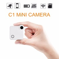 ENKLOV 1280 X 720P HD WIFI Mini IP Camera Wearable MINI Camera Vision Motion Detect Video