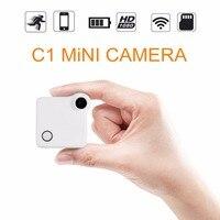 ENKLOV 1280 X 720P HD WIFI Mini IP Camera Wearable MINI Camera Vision Motion Detect Video