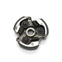Aluminum Pocket Bike Mini Dirt Springs Durable Clutch Pad Quad ATV 2 Stroke For 47cc 49cc Motorcycle