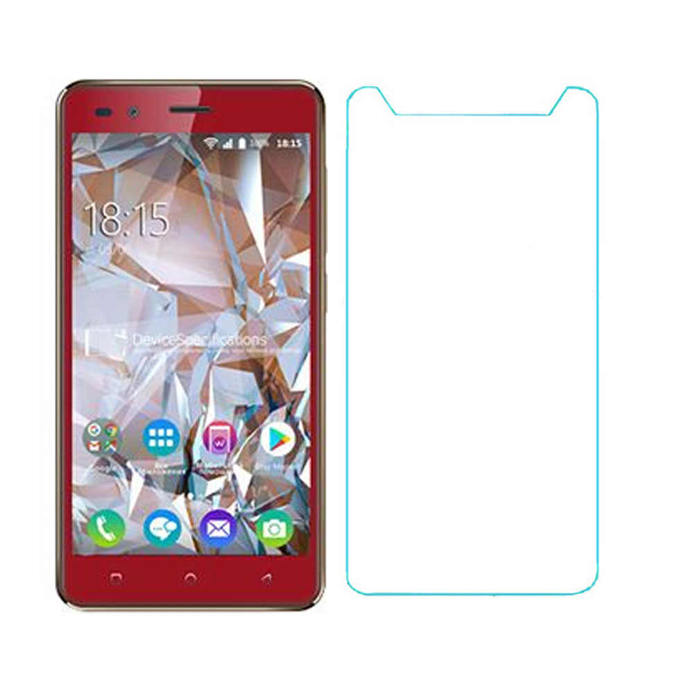 Tempered Glass For BQ-5054 crystal Explosion-proof Protective Front Film Screen Protector For BQ-BQ-5022 bond