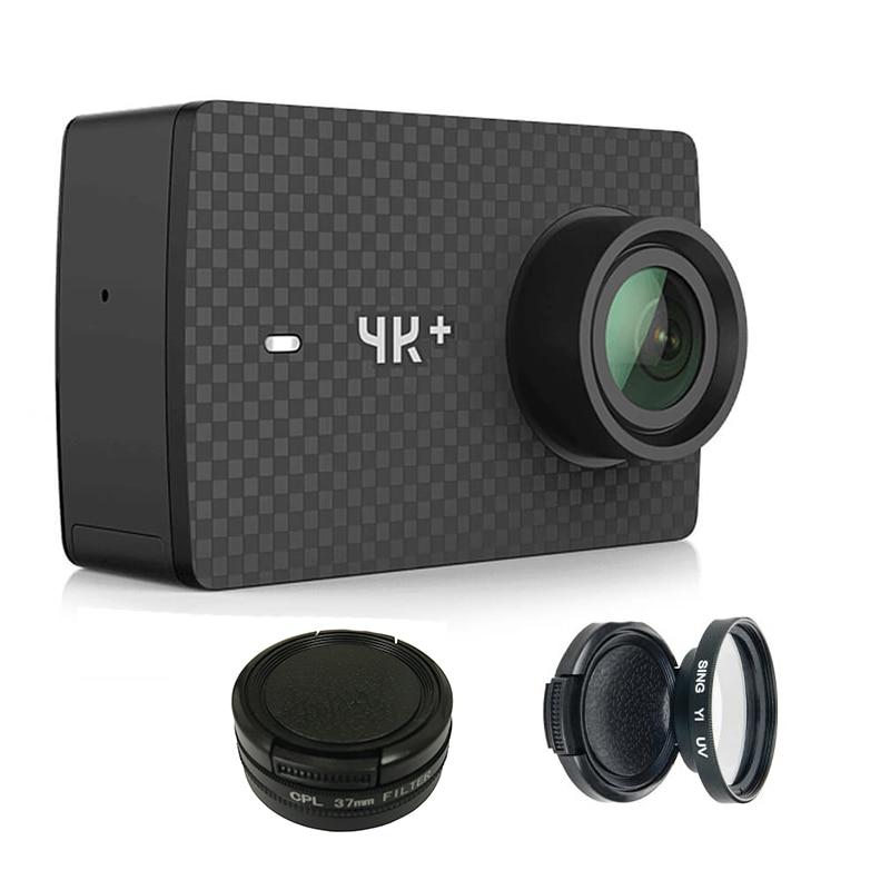 Camera Lens Protector CPL/UV Filter For Xiaomi Yi  Xiaoyi 2 4K Xiaomi Yi 4K Plus Action Camera Accessories
