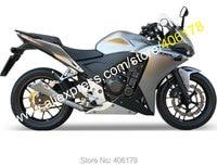Hot Sales,BodyKits For Honda CBR500R Fairings 2013 2014 CBR 500 R 13/14 CBR500 RR ABS Motorcycle Fairing (Injection molding)