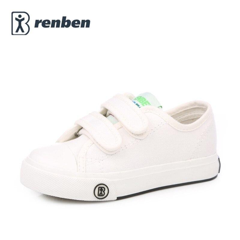 4e5a6df5 Zapatos de los niños niñas niños zapatos de lona del bebé 2017 del otoño  del Resorte