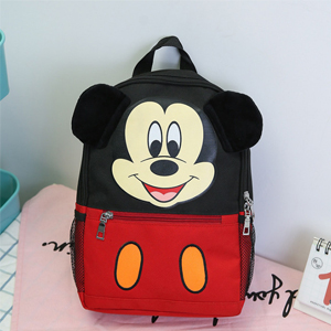 15c2a93dee2d Dropwow 2018 Disney Mickey Mouse Backpack Children Girls School Bag ...