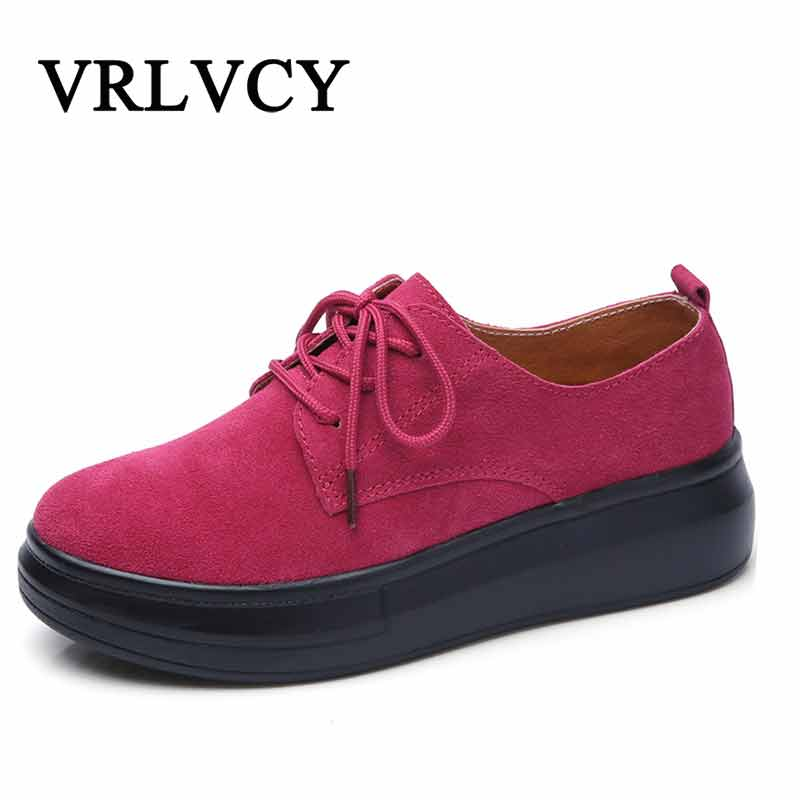 Women Flat Platform Loafers Ladies Elegant Suede Moccasins Shoes Woman Slip On Moccasin Women's Casual Shoes zapatos mujer Flats cresfimix zapatos women cute flat shoes lady spring and summer pu leather flats female casual soft comfortable slip on shoes