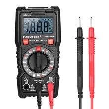 Manual RangeDigital Multimeter 2000 Counts Mini Multi Meter ESR Meter Voltmeter Ammeter Resistance Continuity Test Diode Tester цена