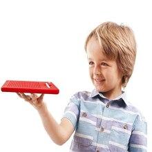 Доска для рисования для детей со стальным шариковым пером пластик Магнитная планшеты магнит Pad Творческий развивающие паззл