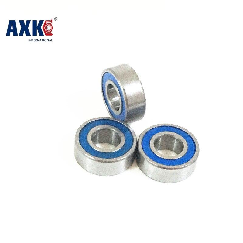 Free Shipping 4PCS  3/8X7/8 x9/32  Rubber Bearings  ABEC-3  R6 2RS коньки onlitop abec 7 223f р 29 32 blue 1131909