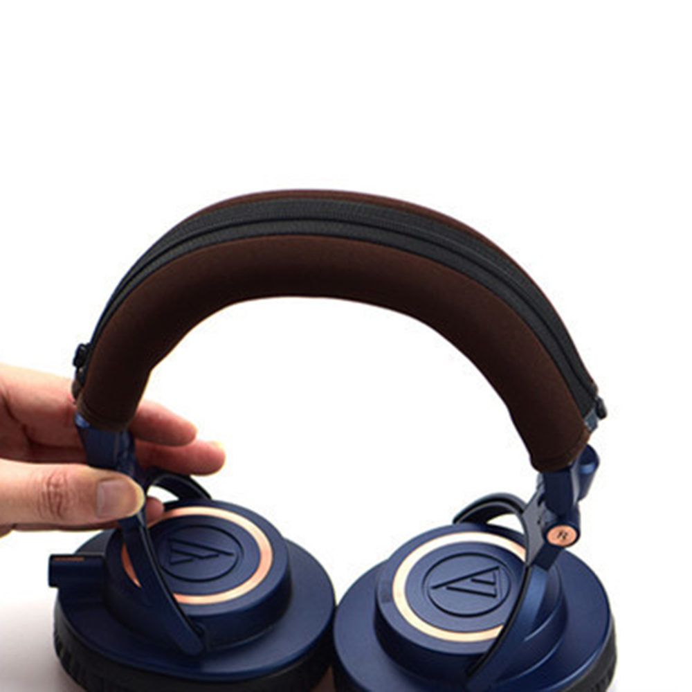 Replacement Headphone Headband Cover For Audio Technica For ATH-M50X M30X M40X Headphone Protective Headband Case