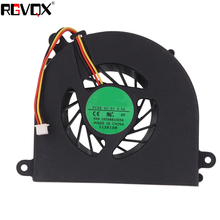 New Laptop Cooling Fan For LENOVO For IdeaPad Y550 Y550M Y550A P/N: AB7005HX-LD3 UDQF2JH11CQU CPU Notebook Cooler Fans стоимость