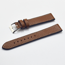 KZfashion Handmade Leather Watchbands 18-24MM Retro GenuineLeather Strap For Military Watch Strap, Fast Delivery 2018 new цены