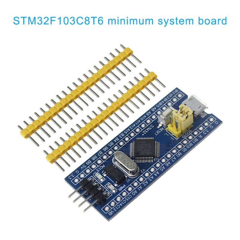 Модуль платы разработчика минимальной конфигурации STM32F103C8T6 для STM32 ARM SGA998