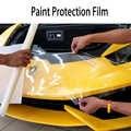 Sunice 자동차 지우기 자동차 페인트 보호 필름 자동차 랩 비닐 필름 방수/안티-더러운/확장 성 a4 시트 사용자 정의