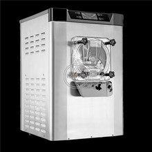 Нержавеющая сталь 16-20л/ч твердое мороженое машина Коммерческая Машина Для Мороженого для продажи