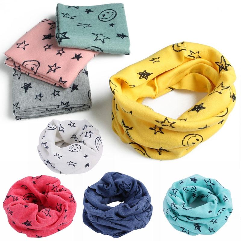 1 Stücke Herbst Winter Jungen Mädchen Warme Schal Kragen Baumwolle O Ring Neck Wrap Schals Buy One Give One
