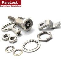 Rarelock JA20 Stainless Steel Cabinet Cam Lock for Train Door Subway Lockers Mailbox Car Truck Yacht Sea A