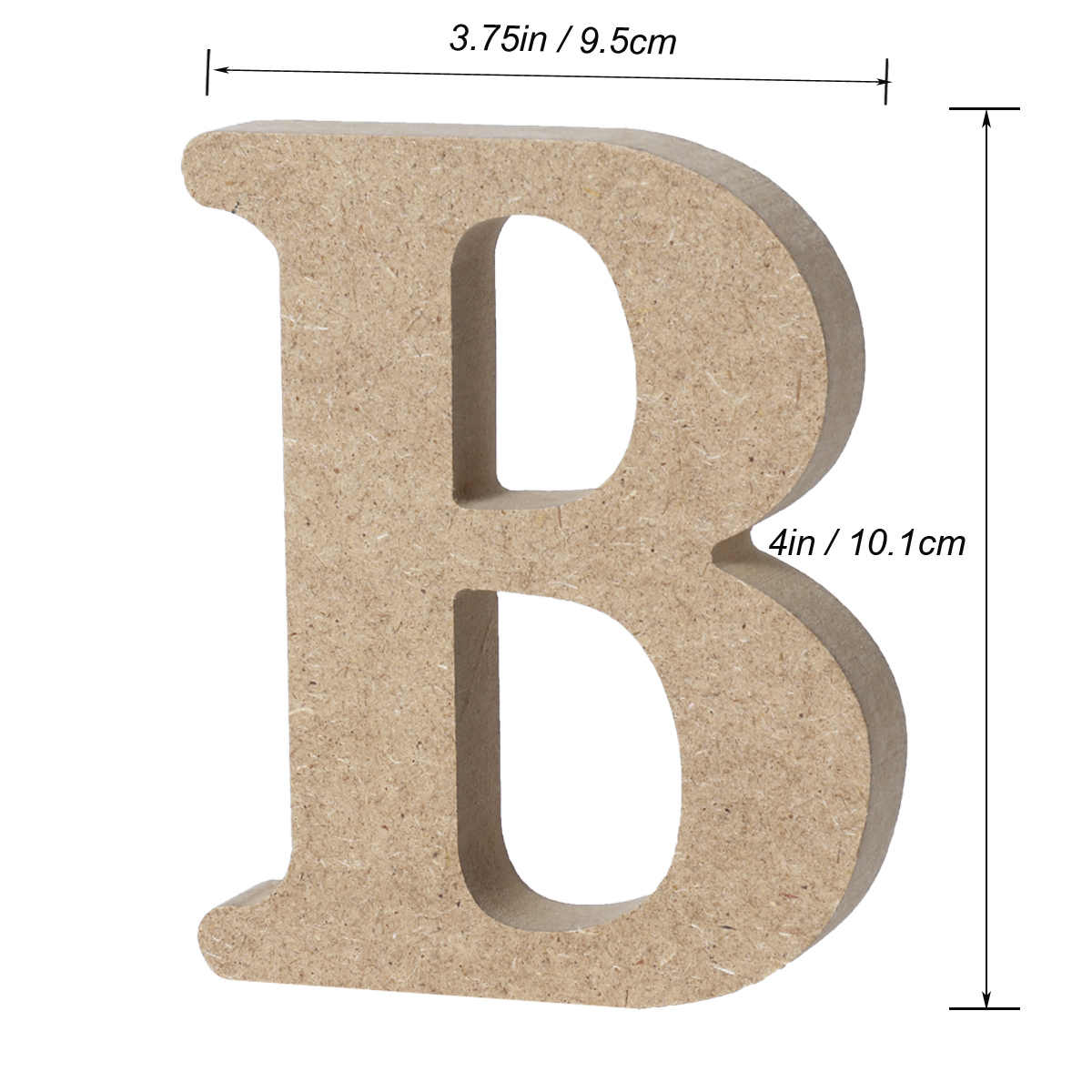 Wooden 0-9 Numbers Embellishments Arts Crafts Birthday Party Home Wall Decor